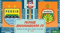 Shopee Liga 1 - Persib Bandung Vs Bhayangkara FC (Bola.com/Adreanus Titus)