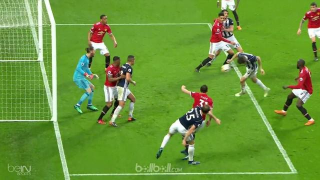 Berita video highlight kekalahan 0-1 Manchester United dari West Bromwich Albion dengan adanya andil dari Nemanja Matic membuat Manchester City juara Premier League 2017-2018. This video presented by BallBall.