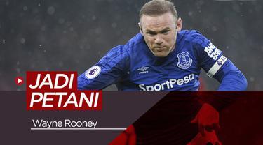 Berita video tentang keinginan Wayne Rooney usai pensiun dari dunia sepak bola.