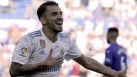 9. Daniel Ceballos (Real Madrid) - 443 juta poundsterling. (AFP/Ander Gillenea)