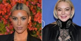 Kim Kardashian sepertinya penuh semangat usai membuka akun Instagramnya. Secara terang-terangan ia pun membalas perbuatan Lindsay Lohan. (Elite Daily)