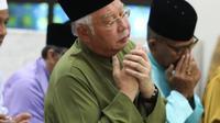 Eks PM Malaysia, Najib Razak akan melakukan 'sumpah laknat' usai dituduh melakukan pembunuhan terhadap model Mongolia.  (Source: Facebook/ Najib Razak)