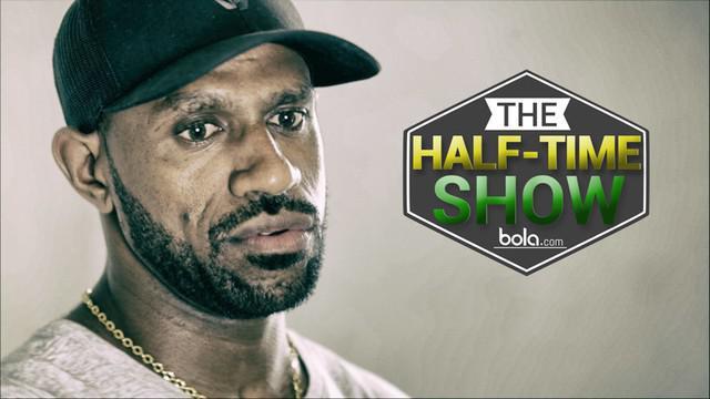 Video Half-Time Show dengan bintang tamu, Boaz Solossa, yang buka-bukaan soal Timnas Indonesia dan Persipura Jayapura.