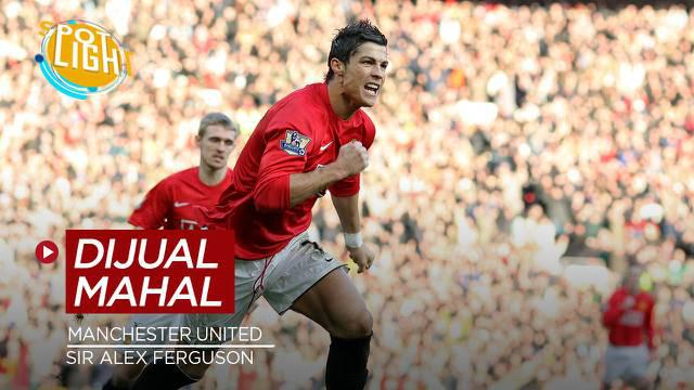 Berita video spotlight kali ini membahas tentang deretan pemain Manchester United yang dijual Sir Alex ferguson dengan harga tinggi.