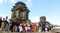 Dieng Culture Festival akan diramaikan jutaan wisatawan, baik lokal maupun mancanegara.