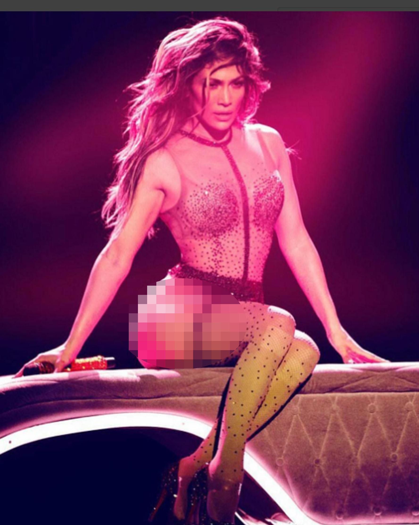 Jennifer Lopez (Instagram)