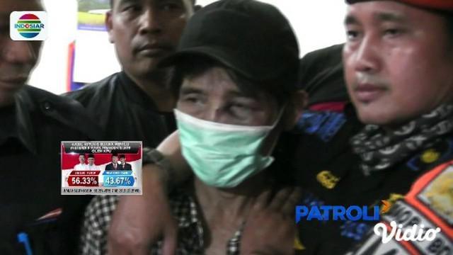 Waspada aksi pencuri di gerbong kereta jelang mudik Lebaran! Rekaman ini menangkap detik-detik pelaku mencuri tas di dalam Kereta Api Lodaya.