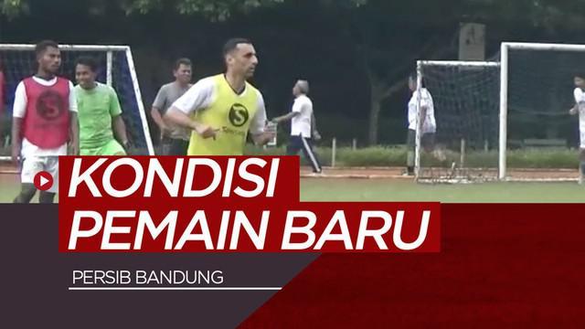 Berita video kondisi dua pemain baru Persib Bandung, Achmad Jufriyanto dan Artur Gevorkyan, menurut pelatih Miljan Radovic.