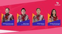 Pencatatan saham perdana PT Bukalapak.com Tbk (BUKA), Jumat, 6 Agustus 2021 (Dok: BEI)