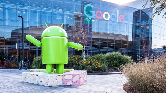 Jenis Android (iStockPhoto)