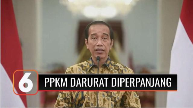 Pemerintah memutuskan untuk memperpanjang pemberlakuan PPKM level 4 wilayah Jawa dan Bali hingga 2 Agustus 2021. Namun, dalam perpanjangan PPKM level 4 terdapat beberapa penyesuaian aktivitas dan mobilitas masyarakat yang dilakukan secara bertahap da...
