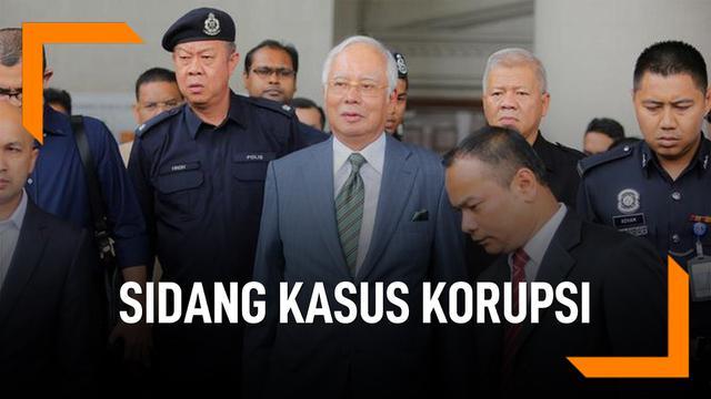 Fakta Sidang Kasus Korupsi Mantan Perdana Menteri Malaysia