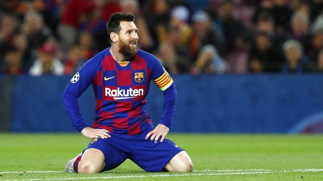 Lionel Messi Bukan Pemain Komplet Ini  Analisis Fan Dunia Maya