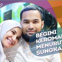 Selalu tampil mesra dengan  suami, ini tips dari Shireen Sungkar