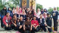 Kelompok Sadar Keamanan Ketertiban Masyarakat (Pokdar Kamtibmas) di Kota Tangerang diisi kalangan milenial dari Universitas Muhammadiyah Tangerang (UMT).