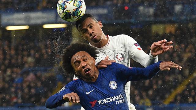 Chelsea Lolos ke 16 Besar Liga Champions Usai Kalahkan Lille