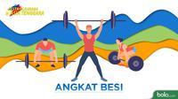 Sea Games 2019 - Cabor - Angkat Besi (Bola.com/Adreanus Titus)