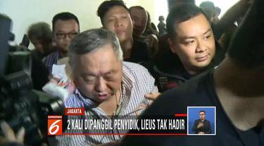 Polda Metro Jaya tangkap aktivis Lieus Sungkharisma atas dugaan makar dan penyebaran hoaks.