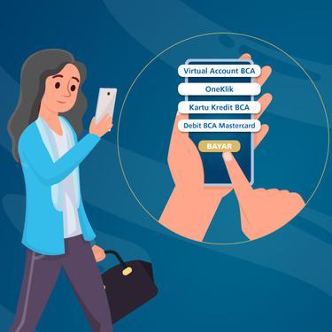 Bca Jamin Transaksi Jual Beli Online Selama Nasabah Lakukan Di Toko Yang Tepat