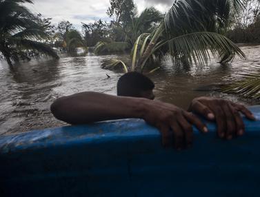 Badai Lota Tewaskan Sembilan Orang di Nikaragua