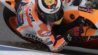 Jorge Lorenzo masih tampil buruk di MotoGP Argentina (JUAN MABROMATA / AFP)