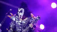 Gene Simmons KISS (Official Facebook Page)