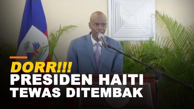 presiden haiti