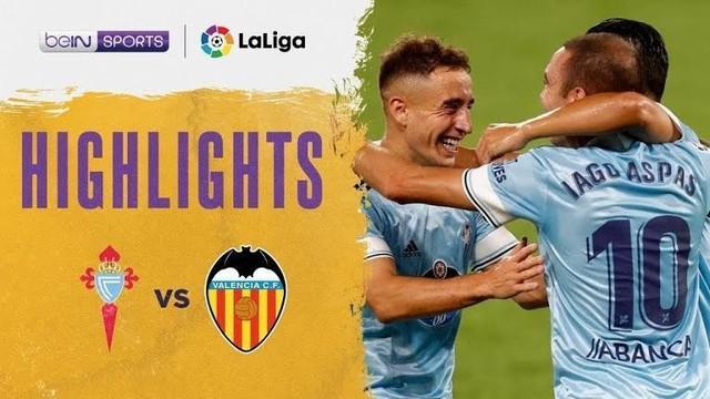 Berita Video Highlights Liga Spanyol, Dua Gol Iago Aspas Membuat Celta Vigo Raih Kemenangan Atas Valencia 2-1