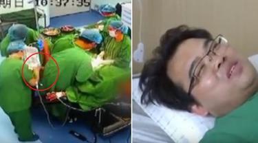 Dokter Bedah Lakukan 9 kali Operasi Saat Alami Usus Buntu