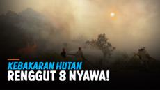 kebakaran turki