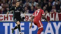 Bek Bayern Munchen asal Jerman, Jerome Boateng. (AFP/Javier Soriano)
