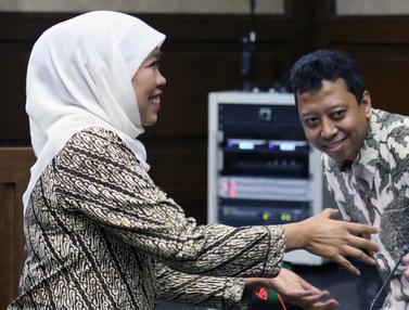 Gubernur Jawa Timur Jadi Saksi di Sidang M Romahurmuziy