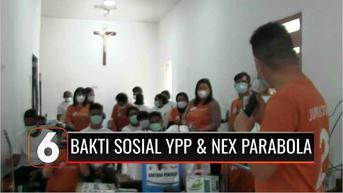 VIDEO: YPP SCTV-Indosiar Bersama Nex Parabola Gelar Bakti Sosial di Panti Asuhan Depok