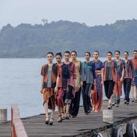 Tenun Tapanuli. (Foto: Dok. Tenun Wignyo Rahadi)