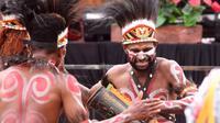 Festival Crossborder Sota akan menampilakan tarian khas Papua dan PNG.