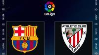 La Liga - Barcelona Vs Athletic Bilbao (Bola.com/Adreanus Titus)