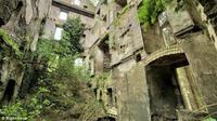 Reruntuhan sebuah Kastil di Edinburgh (rightmove.co.uk)