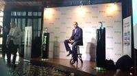 Faisal Siddiqui, Presiden HTC Asia Tenggara. (Wahyu / Liputan6.com)