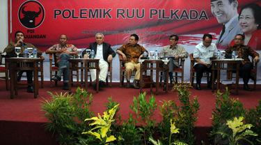 DPP PDI-P Angkat Bicara Seputar Polemik RUU Pilkada