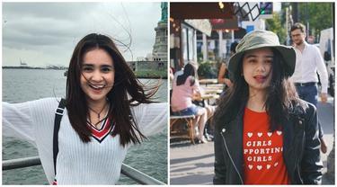 Bak Kembar, Ini 6 Potret Kebersamaan Tissa Biani dan Michelle Ziudith