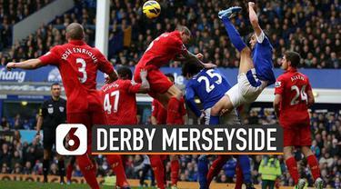 Hari Senin (22/06/2020) dini hari Liga Inggris akan menyajikan laga seru. Apalagi kalau bukan Everton vs Liverpool atau biasa disebut Derby Merseyside atau derby rival sekota. Hanya saja pertandingan kali ini sedikit berbeda tanpa kehadiran penonton ...