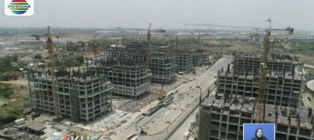 Terkait perizinan proyek pembangunan Meikarta, jajaran Pemkab Bekasi diduga menerima Rp 13 miliar.