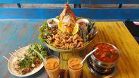Thai Alley hadirkan menu street food asal Thailand yang super lezat.