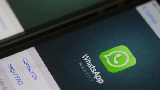Aplikasi WhatsApp (ist.)