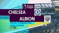 Premier League_Chelsea Vs West Bromwich Albion (Bola.com/Adreanus Titus)