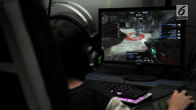 Kecanduan Game Online Ancam Perkembangan Anak