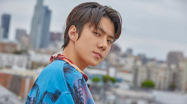 Sehun EXO. (SM Entertainment via Soompi)