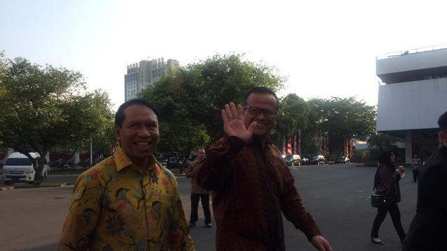 Jadi Menpora, Zainudin Amali Dapat Pesan Khusus dari Jokowi – Indonesia