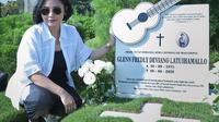 Mutia Ayu istri alm. Glenn Fredly (Bambang E Ros/ Fimela.com)
