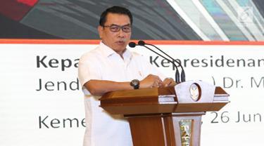 Diskusi Nasional Pemindahan Ibu Kota Negara